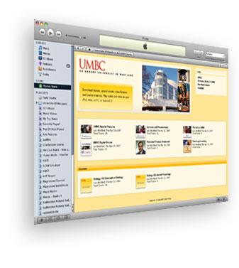 UMBC on iTunes